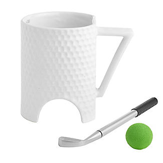 The Golf Mug Novelty Gift Set