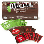Yule Duel Christmas Party Games Set