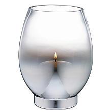 Windlicht aus Spiegelglas