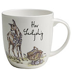 Churchill Country Pursuits Her Ladyship Deer Mug 300ml