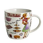 The Baker Mug