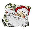 Santa Paper Napkins - Pack of 20