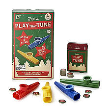 Festive Play That Tune Kazoo Game