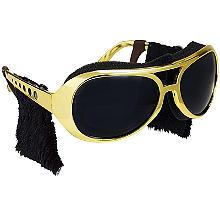 Originelle Elvis-Zwiebelbrille