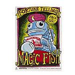 Fortune Telling Magic Fish Pack of 6