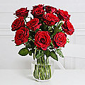 Classic Red Roses Bouquet With Free Express Delivery
