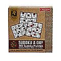 Sudoku A Day 365 Puzzle Desk Block