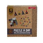 Puzzle A Day 365 Puzzle Desk Block