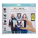 Party Animal Face Changing App and Mask Set