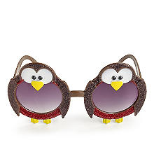Rocky Robin Novelty Christmas Funglasses