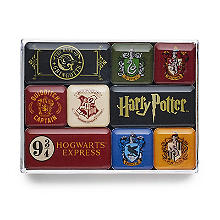 Harry Potter Fridge Magnets Set of 9