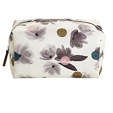 Caroline Gardner Rose Tinted Make Up Bag