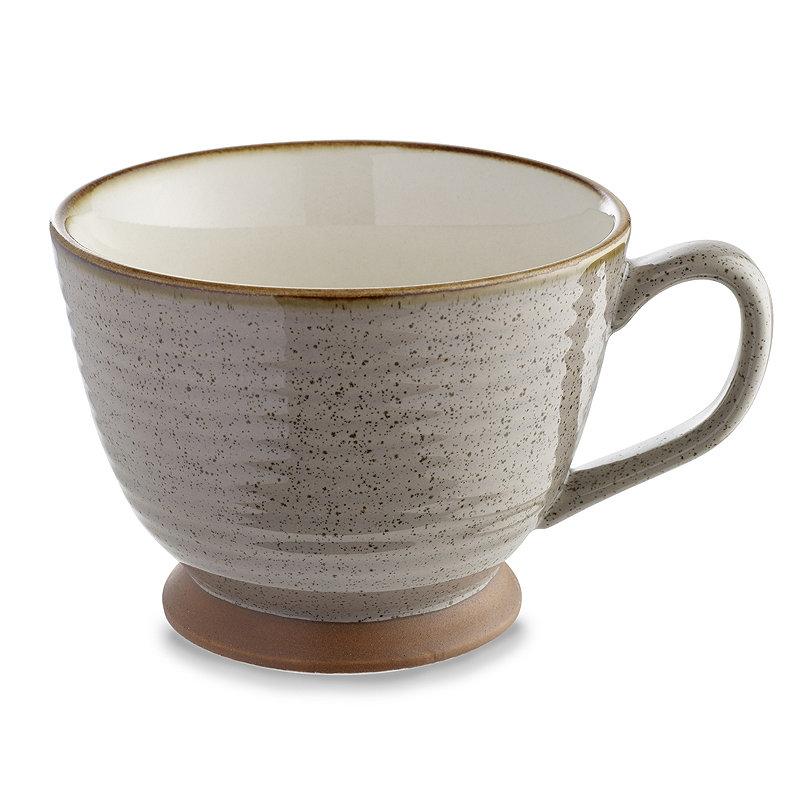 La Cafetière Large Textured Teacup 500ml