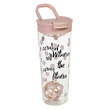 "Ava & I Sportflasche ""Witness the Fitness"", 750 ml"
