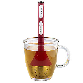Tea Infuser with Integrated Hourglass Timer alt image 7
