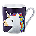 Jolly Awesome Unicorn Heat Changing Mug 400ml