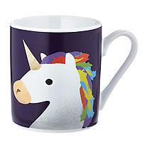 Jolly Awesome Unicorn Heat Changing Mug 400ml
