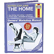 Haynes Explains The Home by Boris Starling