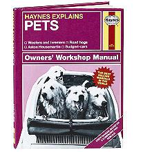 Haynes Explains Pets by Boris Starling