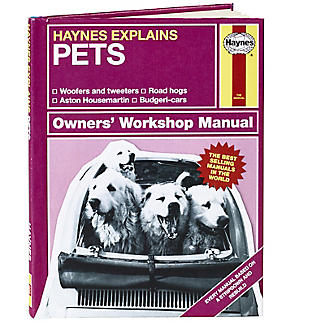 Haynes Explains Pets by Boris Starling