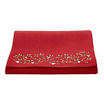Festive Mistletoe Table Runner