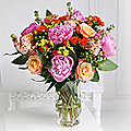 Dawn Rose Bouquet With Free Express Delivery