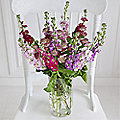 Cottage Garden Bouquet With Free Express Delivery