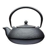 Le'Xpress Cast Iron Infuser Teapot Black 900ml