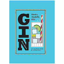 Gin Shake Muddle Stir Book