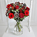 Winter's Dream Bouquet with Free Express Delivery