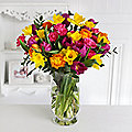 Spring Splash Bouquet With Free Express Delivery