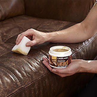 Urad Leather Shoe & Furniture Cleaner Paste 200g alt image 2