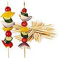 100 Bamboo Skewers
