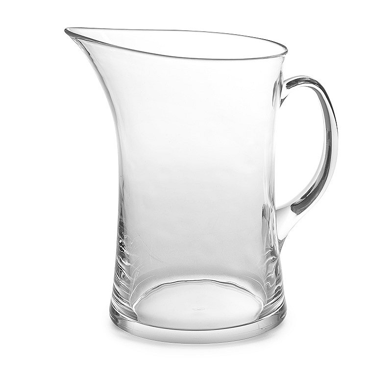 Party Proof Plastic Unbreakable Glassware - 2L Jug