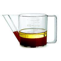 Fetttrennkanne Separator für Bratensäften und Saucen 340 ml.