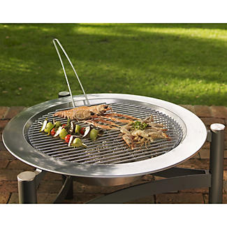 Dancook Outdoor Fire Pit & Barbecue Grill  alt image 3