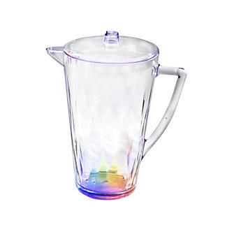 Kaleidoscope Unbreakable Plastic Picnicware - Lidded Drinks Jug 2L
