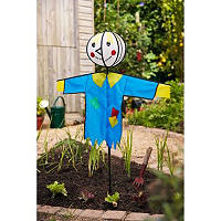 Scarecrow Wind Spinner
