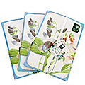 3 Sweet Pea Scented Sachets