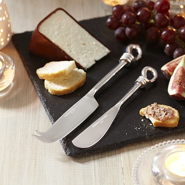 Cheese & Butter Knife Set