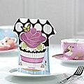 16 Celebration Cupcake Napkins