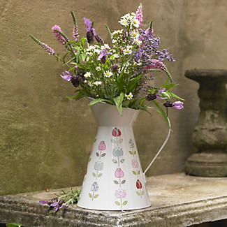 Four Seasons Flower Jug