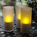 3 Philips Imageo Candlelights