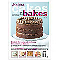 Making Cakes & Bakes Magazine
