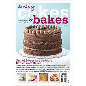 Making Cakes & Bakes Magazine