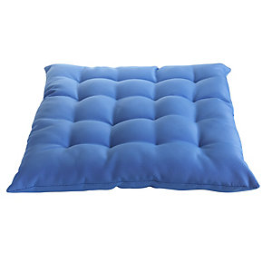 Weatherproof Cushion Blue