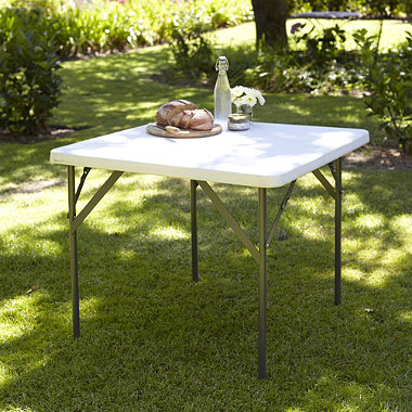 Easy-Up Square Table