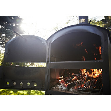 Outdoor Wood Fired Ove