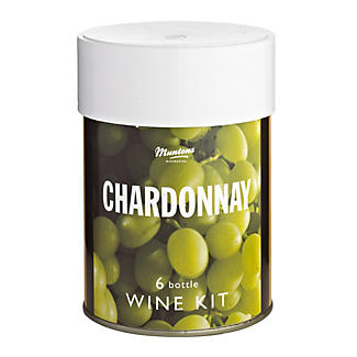 Muntons Chardonnay Wine Making Kit (6 Bottles)