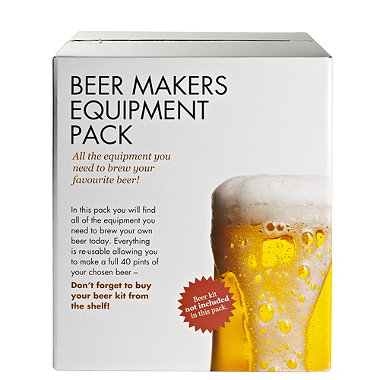 Beer Makers Deluxe Equipment Box